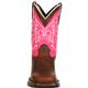 Lil' Durango Big Kid Let Love Fly Western Boot, , small