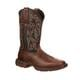 Rebel by Durango Steel Toe Pull-On Western Boot, , small