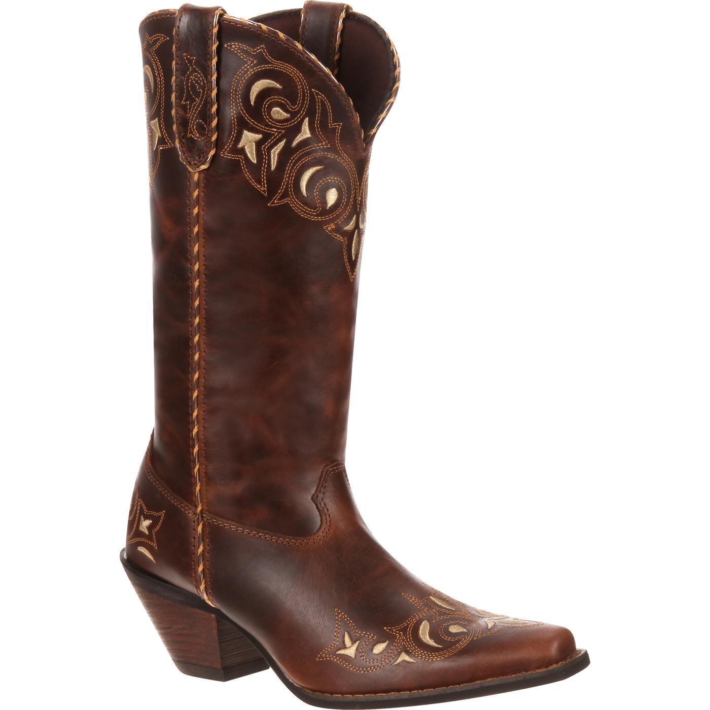 Discount Sale Women Durango Boot RD5414 12 Sandy Brown