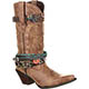 Crush by Durango Women's Accessorized Western Boot, , small
