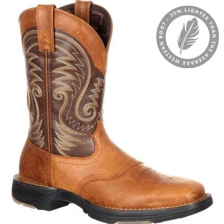Durango UltraLite Western Saddle Boot, , large