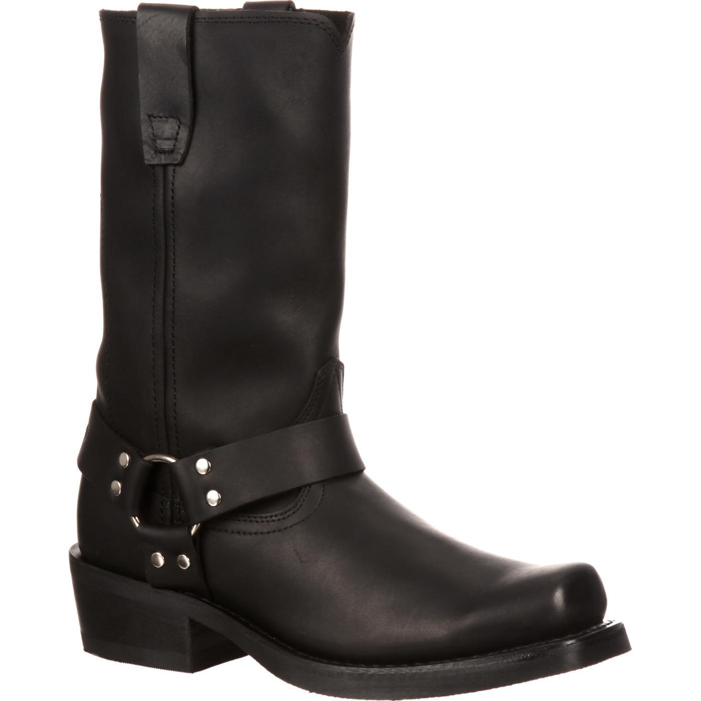 durango s 11 inch black harness boots style db510