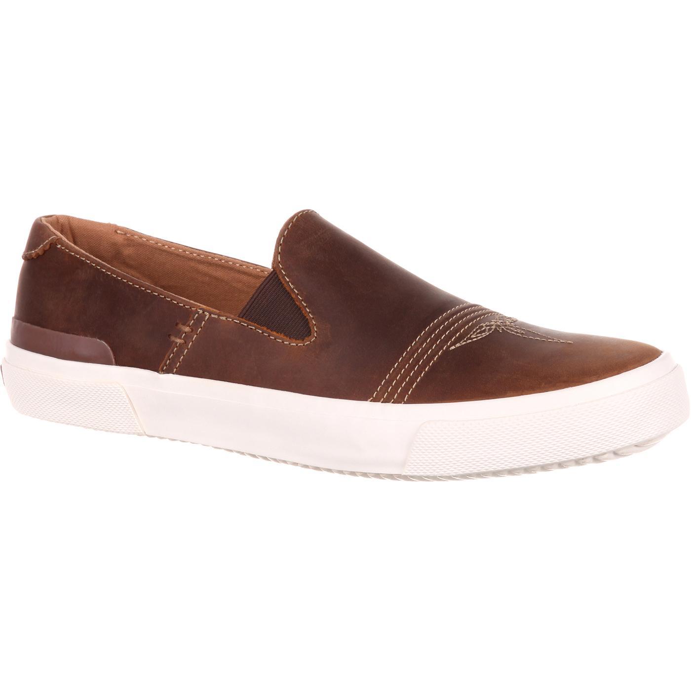 Durango Music City Men's Slip-On Sneaker, , large