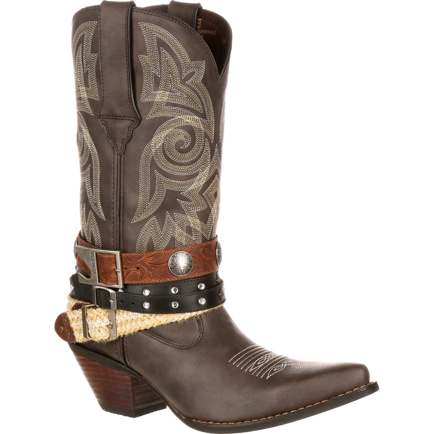 Women's DRD0123 Western Boot