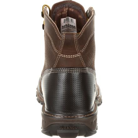 Durango® Maverick XP™ Steel Toe Ventilated Lacer Work Boot, , large