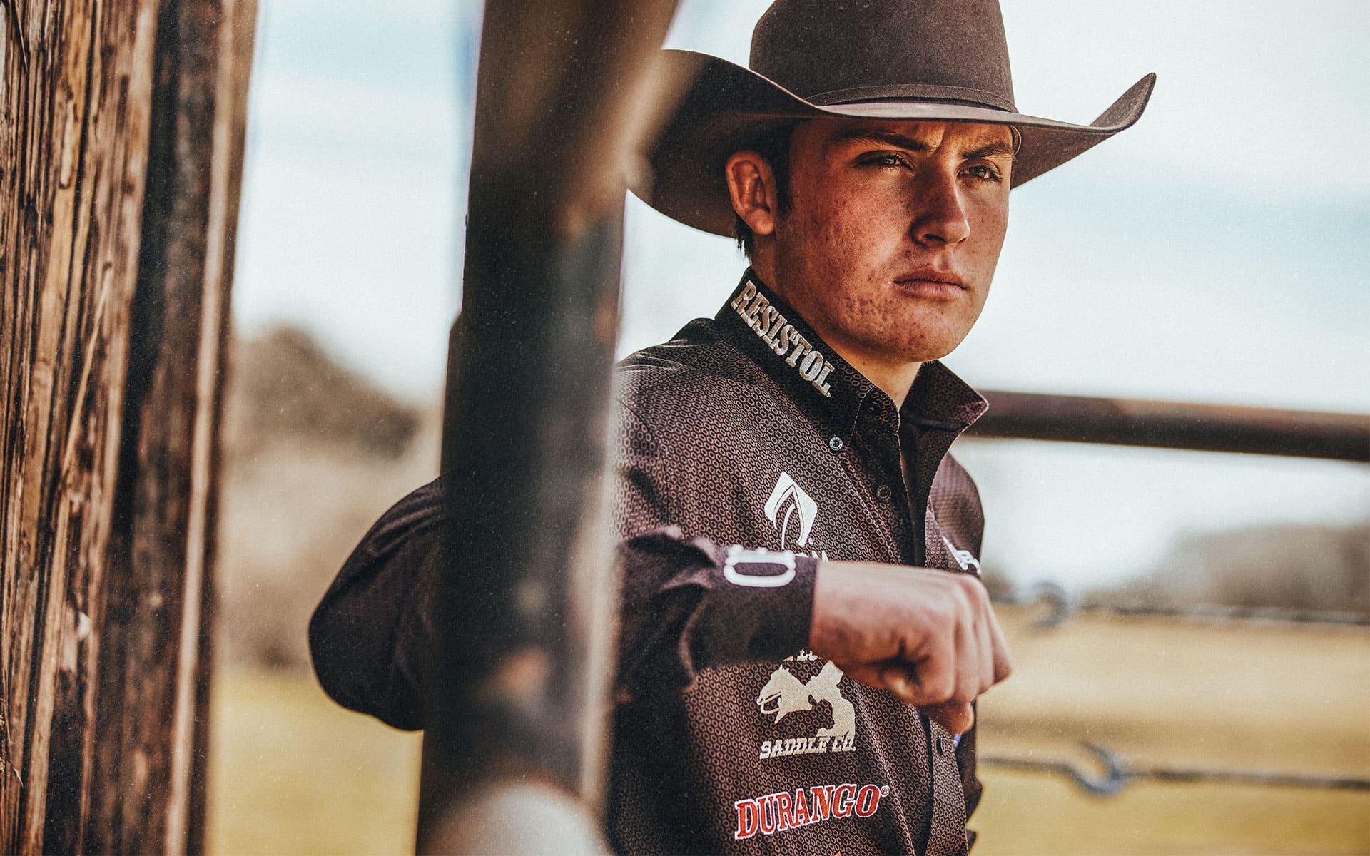 Riley Webb - Professional Tie-Down Roper on Team Durango®