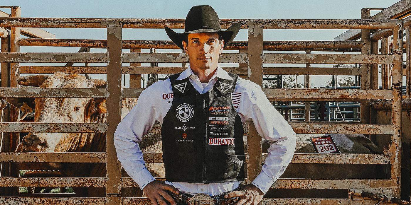 Jeff Askey | Professional Bull Rider