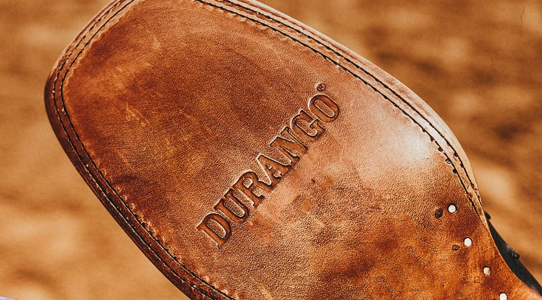 Leather vs. Rubber Soles | Read More