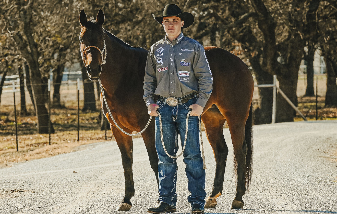 Riley Webb | Professional Tie-Down Roper