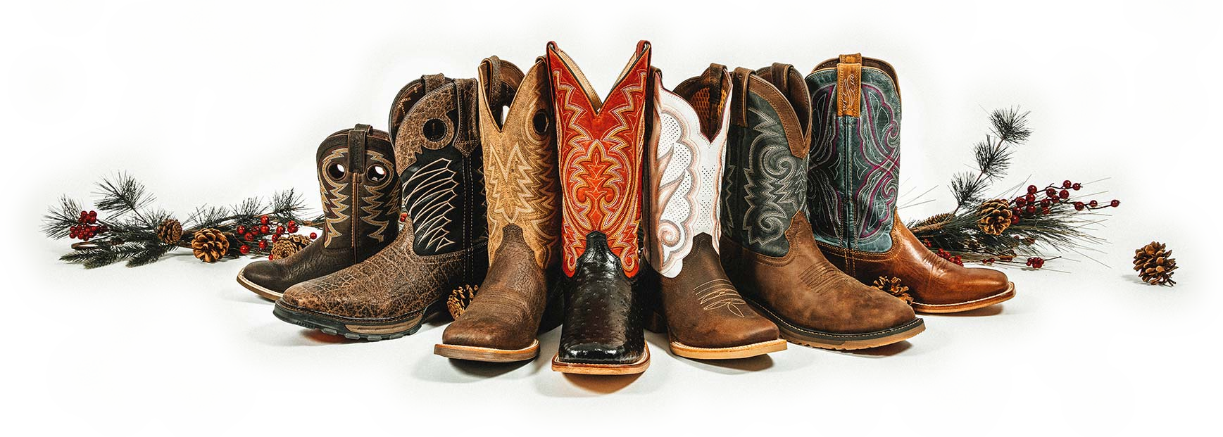Western boots that would be perfect to give as gifts