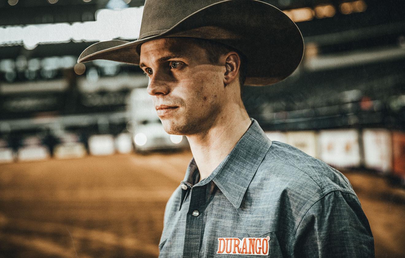 Orin Larsen | Professional Bareback Rider