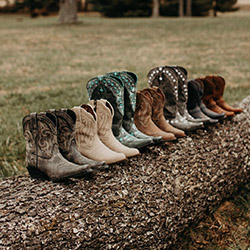 Social image featuring Crush boots