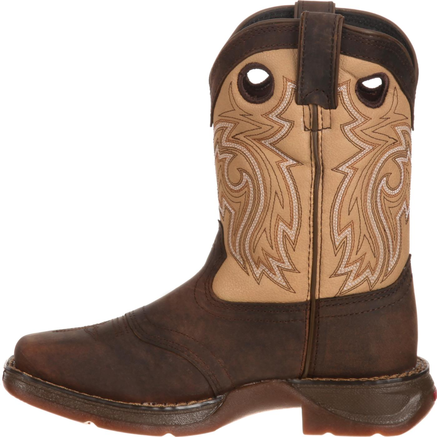 lil durango youth saddle western boot for dbt0117